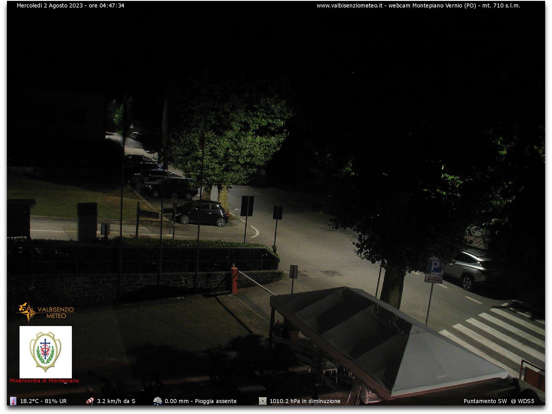 Webcam VALBISENZIOMETEO